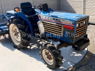 Iseki TU1701F japán kistraktor (1)