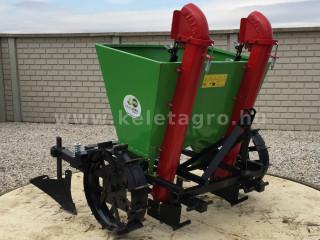 Burgonya ültető 2 soros, japán kistraktorokhoz, lengyel (1)