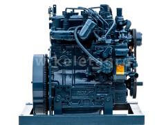 Dízelmotor Kubota D950 - Japán Kistraktorok -