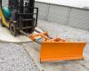 Tolólap 140-200cm-es, targoncához, Komondor STLR-140/targ (15)