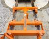 Tolólap 140-200cm-es, targoncához, Komondor STLR-140/targ (16)
