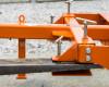 Tolólap 140-200cm-es, targoncához, Komondor STLR-140/targ (19)