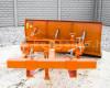 Tolólap 140-200cm-es, targoncához, Komondor STLR-140/targ (4)