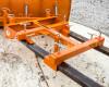 Tolólap 140-200cm-es, targoncához, Komondor STLR-140/targ (7)