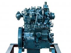 Dízelmotor Kubota Z482 - Japán Kistraktorok -