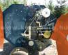 Körbálázó  japán kistraktorokhoz, 60x70cm, Komondor RKB-870 (10)
