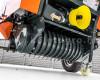 Körbálázó  japán kistraktorokhoz, 60x70cm, Komondor RKB-870 (13)