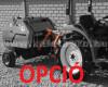 Körbálázó  japán kistraktorokhoz, 60x70cm, Komondor RKB-870 (18)