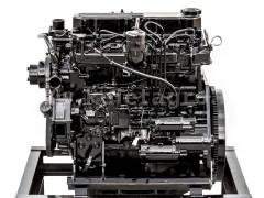 Dízelmotor Mitsubishi S4Q2 - Japán Kistraktorok -