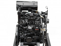 Dízelmotor Yanmar 3TNE82 - Japán Kistraktorok -