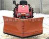 Tolólap 150cm-es, hóeke japán kistraktorokhoz, Komondor SHE-150 (5)