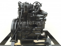 Diesel Engine Iseki E3CG - Japanese Compact Tractor Engines