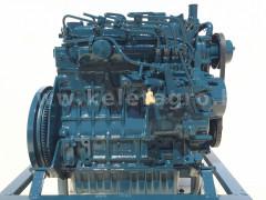 Dízelmotor Kubota V1305 - Japán Kistraktorok -