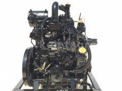 Dízelmotor Yanmar 3TNV84T - Japán Kistraktorok -