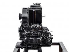 Dízelmotor Kubota ZB400 - Japán Kistraktorok -