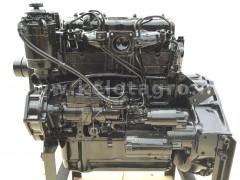 Dízelmotor Mitsubishi 4DQ7 - Japán Kistraktorok -