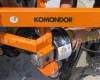 Fűnyíró 100 cm-es, japán kistraktorokhoz, kihajtható, Komondor SFNY-100K (8)