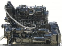 Dízelmotor Mitsubishi 4DQ5 - Japán Kistraktorok -
