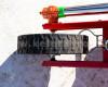 Vetőgép, 3 soros, átlátszó magtartállyal (kistraktorhoz) AKCIÓS ÁR! (9)