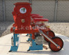 Vetőgép, 3 soros, átlátszó magtartállyal (kistraktorhoz) (6)