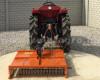 Szárzúzó 100 cm-es, fordított forgásirányú japán kistraktorokhoz (Kubota B6000, Mitsubishi D1300), Komondor SRZ-100F (11)