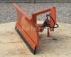 Tolólap 140cm-es, fronthidraulikára, gyorskapcsoló szerkezetre, akár 3 pontos szerszámfüggesztésre, Komondor STLR-140/F (2)