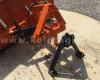 Tolólap 140cm-es, fronthidraulikára, gyorskapcsoló szerkezetre, akár 3 pontos szerszámfüggesztésre, Komondor STLR-140/F (9)