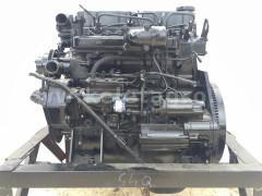 Dízelmotor Mitsubishi S4Q - Japán Kistraktorok -