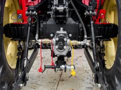 autonóm hidraulika rendszer, japán kistraktorhoz - Japán Kistraktorok -