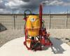 permetező 200 literes, átmosó tartállyal, 6 méteres szántóföldi kerettel, függesztett (2)