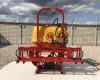 permetező 200 literes, átmosó tartállyal, 6 méteres szántóföldi kerettel, függesztett (4)