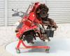 Talajmaró 340cm-es, kihajtható, Niplo WGS3405B, használt (6)