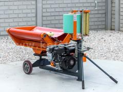 Körbála csomagoló Komondor RKB850 és RKB870 bálázókhoz - Munkagépek -