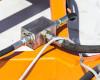 Bálaszállító japán kistraktorokhoz, hidraulikus emeléssel (21)