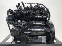 Dízelmotor Yanmar 3T70B - Japán Kistraktorok -