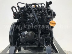 Dízelmotor Yanmar 3TNE68 - Japán Kistraktorok -