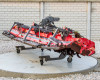 Talajmaró 380cm-es, kihajtható, Niplo HVS-3800BR, használt (3)
