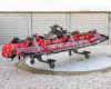 Talajmaró 380cm-es, kihajtható, Niplo HVS-3800BR, használt (5)