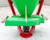 Műtrágyaszóró 500 literes (műanyag tartályos), sorszóró adapterrel (11)