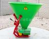 Műtrágyaszóró 500 literes (műanyag tartályos), sorszóró adapterrel (2)