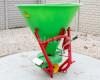 Műtrágyaszóró 500 literes (műanyag tartályos), sorszóró adapterrel (5)
