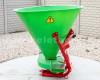 Műtrágyaszóró 500 literes (műanyag tartályos), sorszóró adapterrel (6)