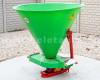 Műtrágyaszóró 500 literes (műanyag tartályos), sorszóró adapterrel (7)