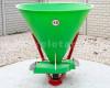 Műtrágyaszóró 500 literes (műanyag tartályos), sorszóró adapterrel (8)