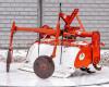 talajmaró 135cm-es, Hinomoto PS1320, használt (3)