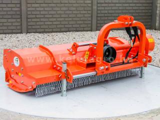 Szárzúzó 180 cm-es, vízszintes tengelyű, hidraulikus oldalmozgatással, GKH180, A LEGJOBB ÉS LEGOLCSÓBB! (1)