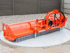 Szárzúzó 240 cm-es, vízszintes tengelyű, hidraulikus oldalmozgatással, GKH240 - Munkagépek -