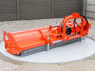Szárzúzó 240 cm-es, vízszintes tengelyű, hidraulikus oldalmozgatással, GKH240 (1)