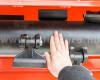 Szárzúzó 240 cm-es, vízszintes tengelyű, hidraulikus oldalmozgatással, GKH240 (8)