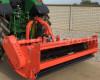Szárzúzó 240 cm-es, vízszintes tengelyű, hidraulikus oldalmozgatással, GKH240 (25)